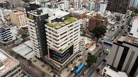 Oficina en centro norte Avenida Amazonas