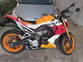 Honda CB 190 R