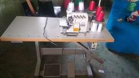Maquinas de coser industrial...marca jack