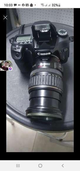 Vendo cámara profesional canon 40d