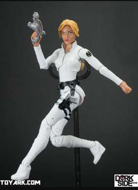FIGURA SHARON CARTER AGENTE 13 MARVEL LEGENDS