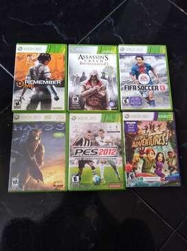 Venta Juegos Xbox 360 Originales