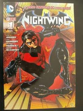 Nightwing 1 ecc sudamericana