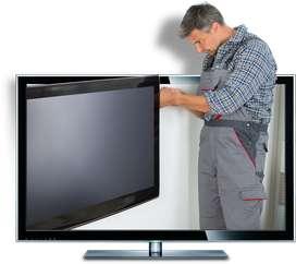 Reparación de TV garantizado