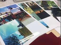 200 hojas de papel fotografico A4200gr