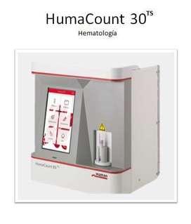 Analizador hematológico automático