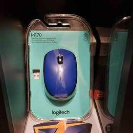 Vendo mouse logitech m 170 blister cerrado