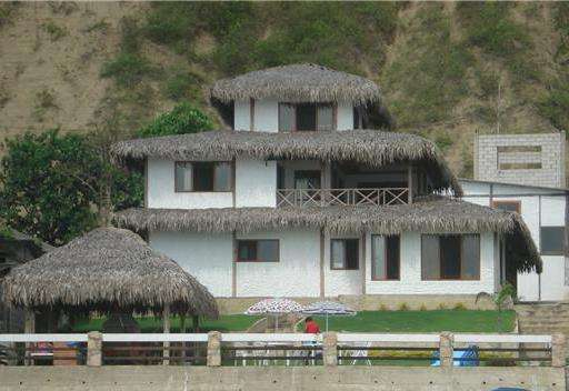Casa Frente Al Mar Cerca de Olon 0