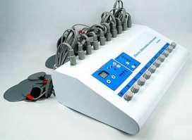 Gimnasia Pasiva 24 Electrodos Tens Profesional Aparatologia