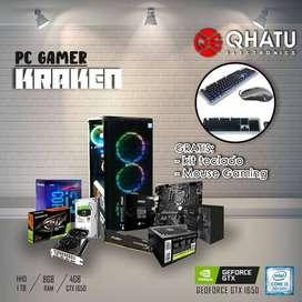 PC GAMING KRAKEN