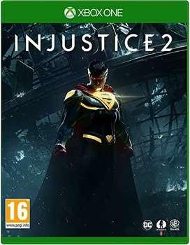 Injustice 2 Xbox One, Físico