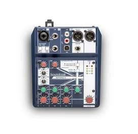 Consola Interface Soundcraft Notepad 5 Usb