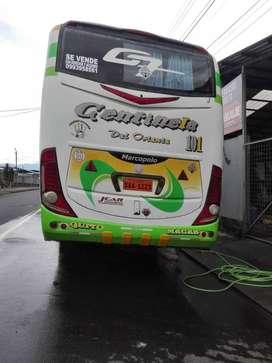 Se vende un bus año 2016 - Motor j08