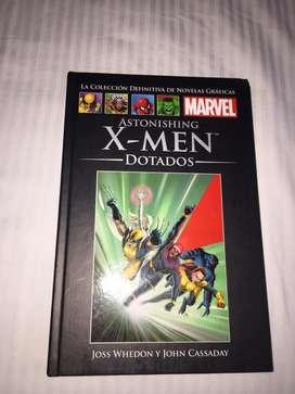 Comic de Marvel X men
