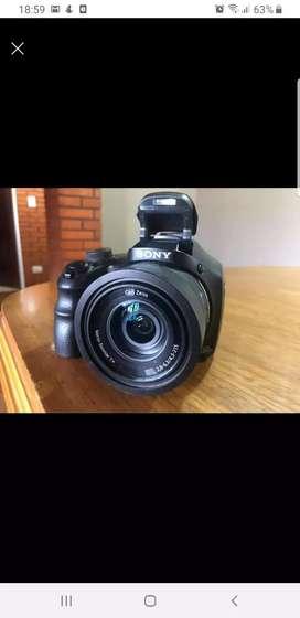Camara de foto marca Sony