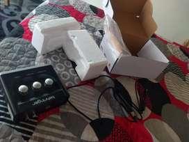 Vendo interfaz behringer y micrófono condensador branches