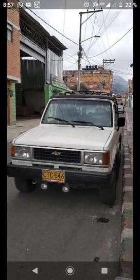 Vendo-permuto Chevrolet-trooper93