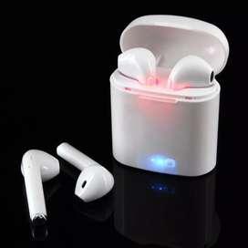 Audífonos Bluetooth (i7 tws)