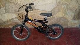 Bicicleta rdad 16