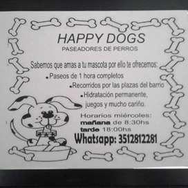 """""""HAPPY DOGS"""" Paseadores de perros"""
