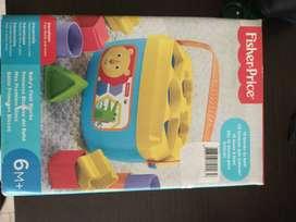 Vendo juguete Fisher price nuevo