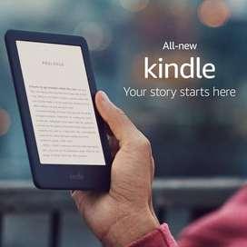 Kindle 10 Generación Con Luz - Entrega Inmediata