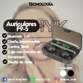 Audifonos Inalámbricos F9-5