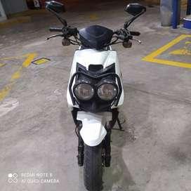 MOTO LIFAN LIBERTY AUTOMATICA AÑO 2017