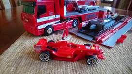 Equipo de Fórmula 1 Ferrari