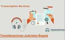 Transliteraciones Audios- VideosJudiciales Bogotá