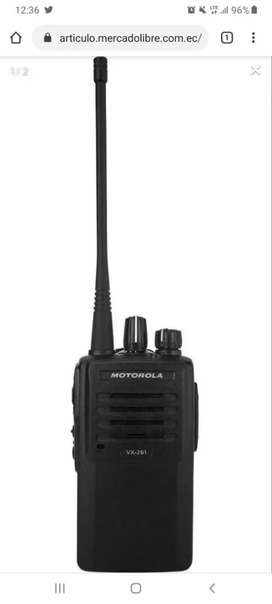 Vendo radios motoralas 5150 con cargador