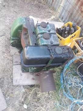 Motor de trapiche a diesel de marca lester