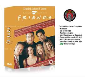 Friends 7ma Temporada Completa