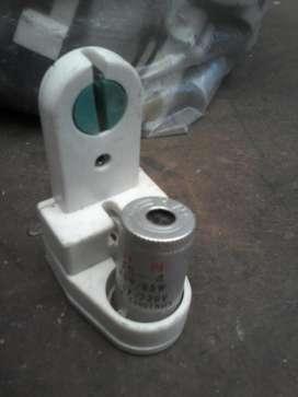 ZOCALOS Y ARRANCADORES  para tubos fluorescentes