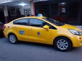 Taxi Kia río r full equipo papeles en regla precio negociable