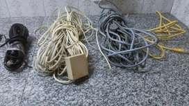 Cables de Telefono. Oferta