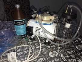Silfab Aspirador A Diafragma Modelo N33V-A