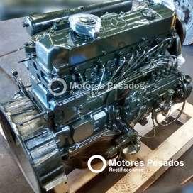 Motor Mercedes Benz 1620 / OM 366 - 6 cil. rectificado con 04