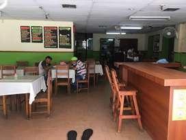 Se vende negocio de restaurante en el centro de barranquilla