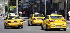 requiero conductor para taxi