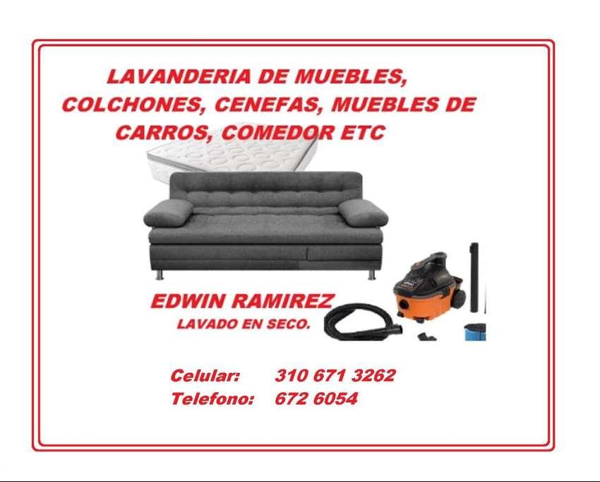 Lavandería de muebles, colchones, etc - cartagenera (A DOMICILIO) 0