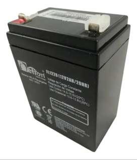 Bateria AGM 12V 2Ah Netion