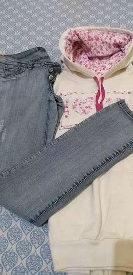 Jeans de mujer T38