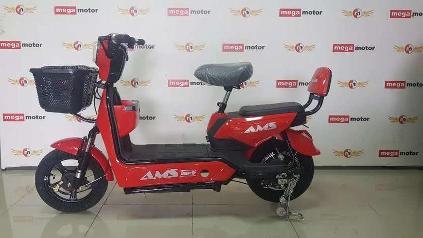 Scooter electrico 450w nueva 0