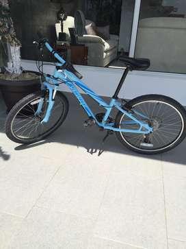 Bicicleta de marca specialized