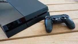 PS4 500GB. Perfecto Estado