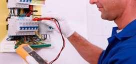 Técnico Electricista de Servicio
