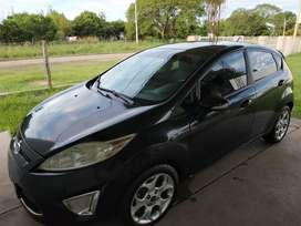 Ford Fiesta Kinetic 1.6 Titanium