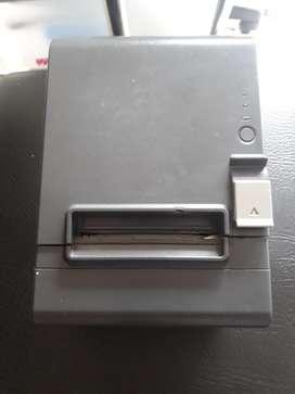 Impresora Térmica Tm 20ii