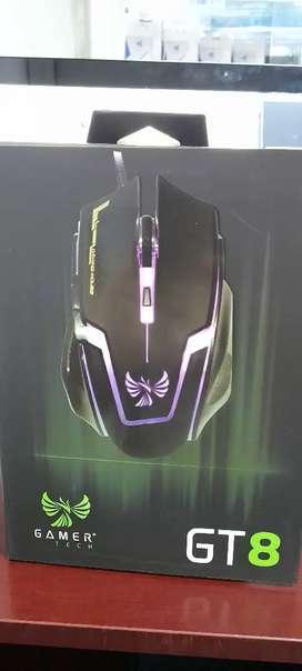 Mouse USB gamer gt8